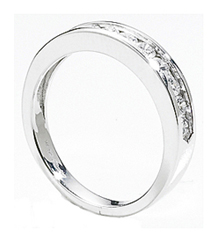 .49TW ROUND DIAMOND CHANNEL BAND