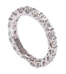 1.98TW ROUND DIAMOND ETERNITY BAND