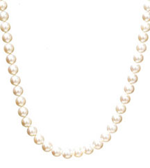 6.5X7MM PEARL NECKLACE