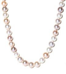 MULTI COLOR FRESH WATER PEARL NECKLACE