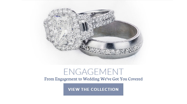 From Engagement to Wedding We've Got You Covered - View the Collection