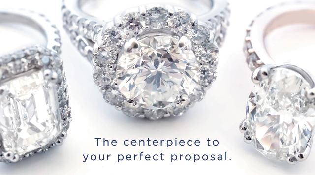 'The Centerpiece to Your Perfect Proposal
